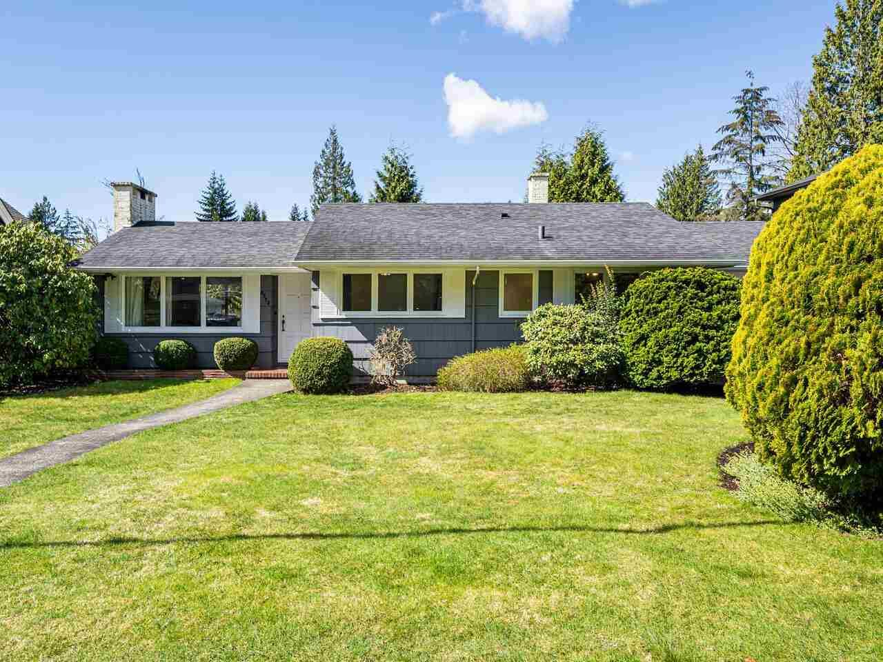 Photo of 3975 HILLCREST AVENUE, North Vancouver, BC V7R 4B7 (MLS # R2577448)