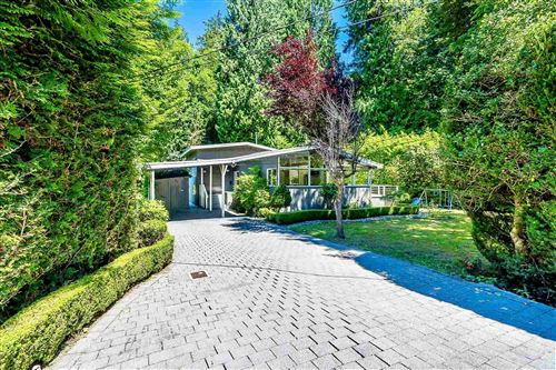 Photo of 338 MOYNE DRIVE, West Vancouver, BC V7S 1J5 (MLS # R2601483)