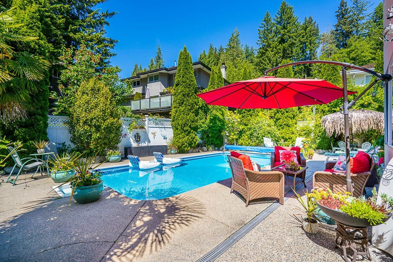 Photo of 5630 WESTHAVEN COURT, West Vancouver, BC V7W 1T6 (MLS # R2620494)