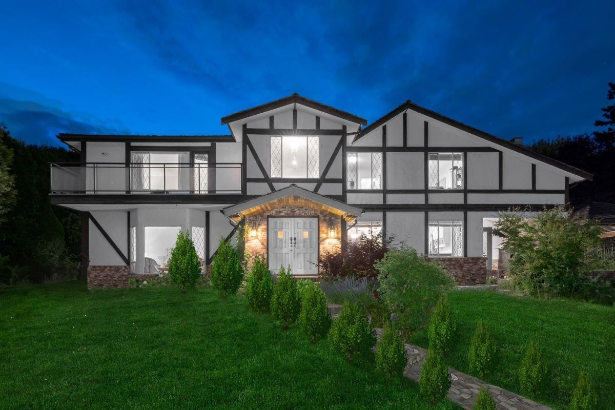 Photo for 1406 CHARTWELL DRIVE, West Vancouver, BC V7S 2R8 (MLS # R2591508)