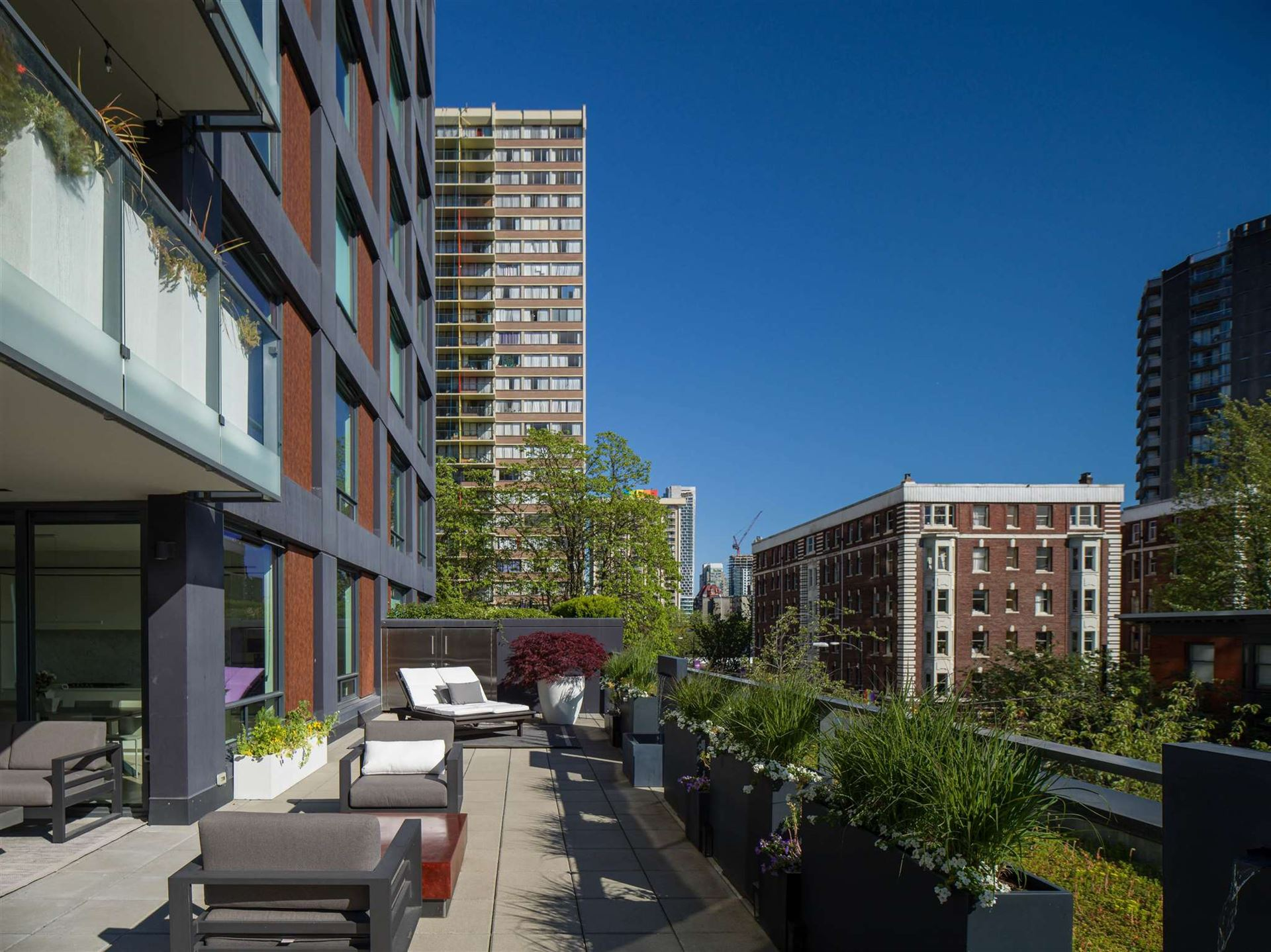 Photo for 403 1171 JERVIS STREET, Vancouver, BC V6E 0C9 (MLS # R2591528)