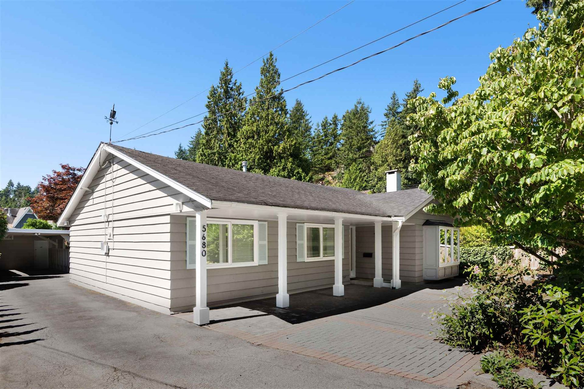 Photo of 5680 MARINE DRIVE, West Vancouver, BC V7W 2R6 (MLS # R2604573)