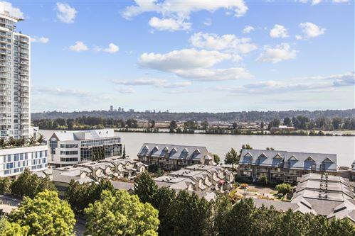 Tiny photo for 1101 1045 QUAYSIDE DRIVE, New Westminster, BC V3M 6C9 (MLS # R2612587)