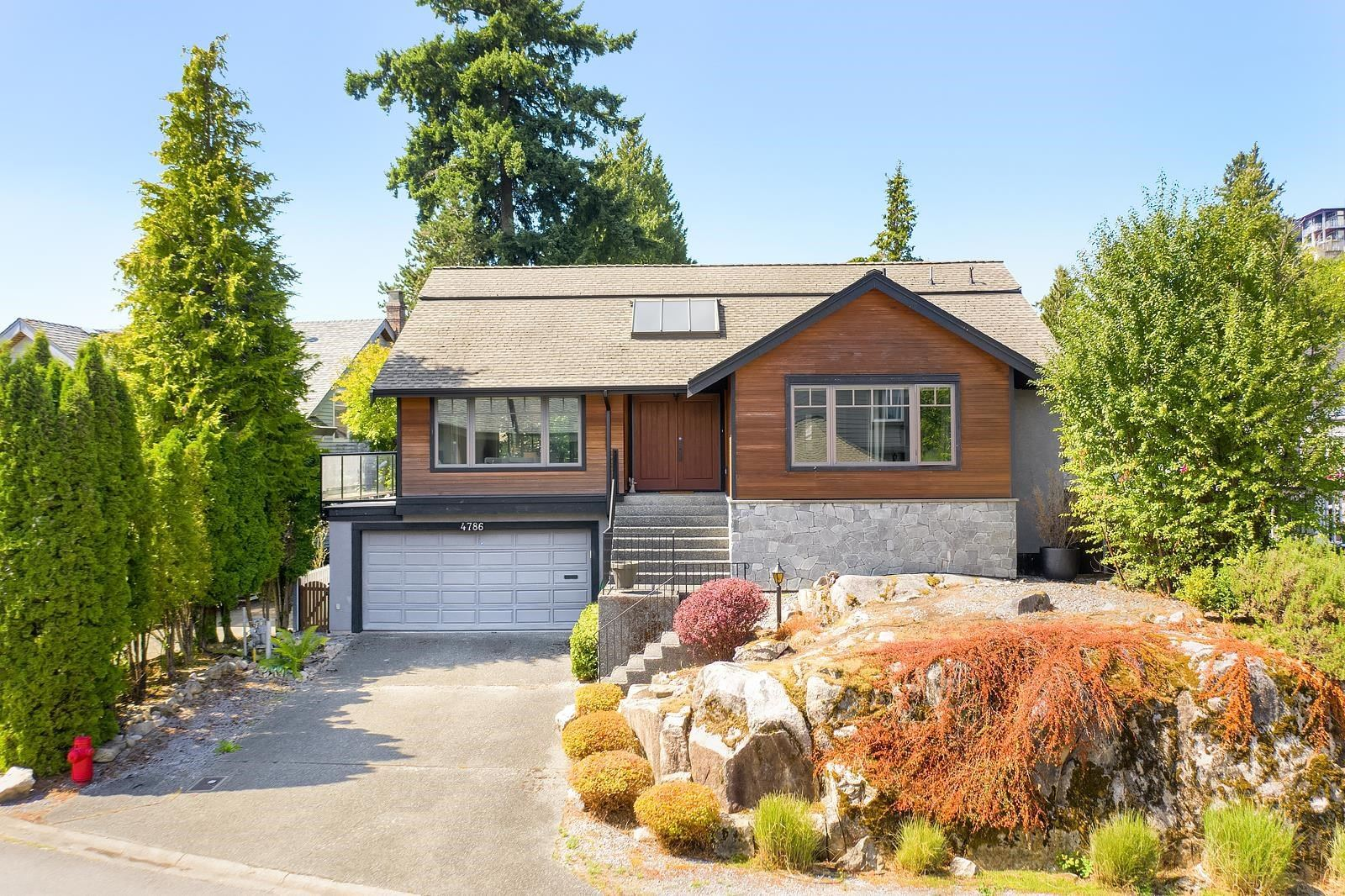 Photo of 4786 MEADFEILD COURT, West Vancouver, BC V7W 2Y3 (MLS # R2616588)