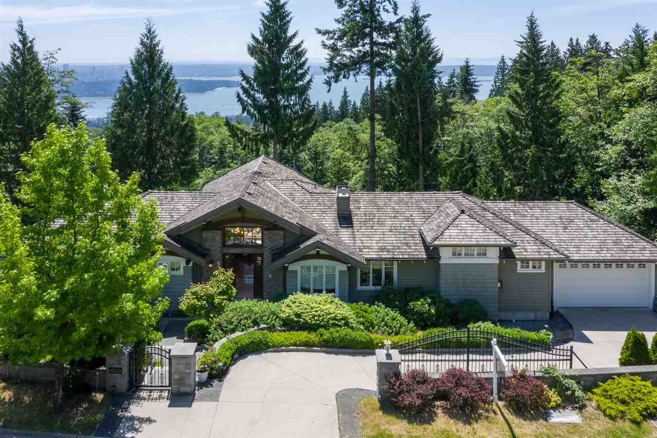 Photo for 1620 CHIPPENDALE ROAD, West Vancouver, BC V7S 3G6 (MLS # R2591594)