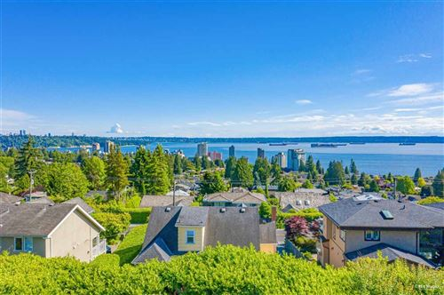 Tiny photo for 2250 NELSON AVENUE, West Vancouver, BC V7V 2P8 (MLS # R2591599)