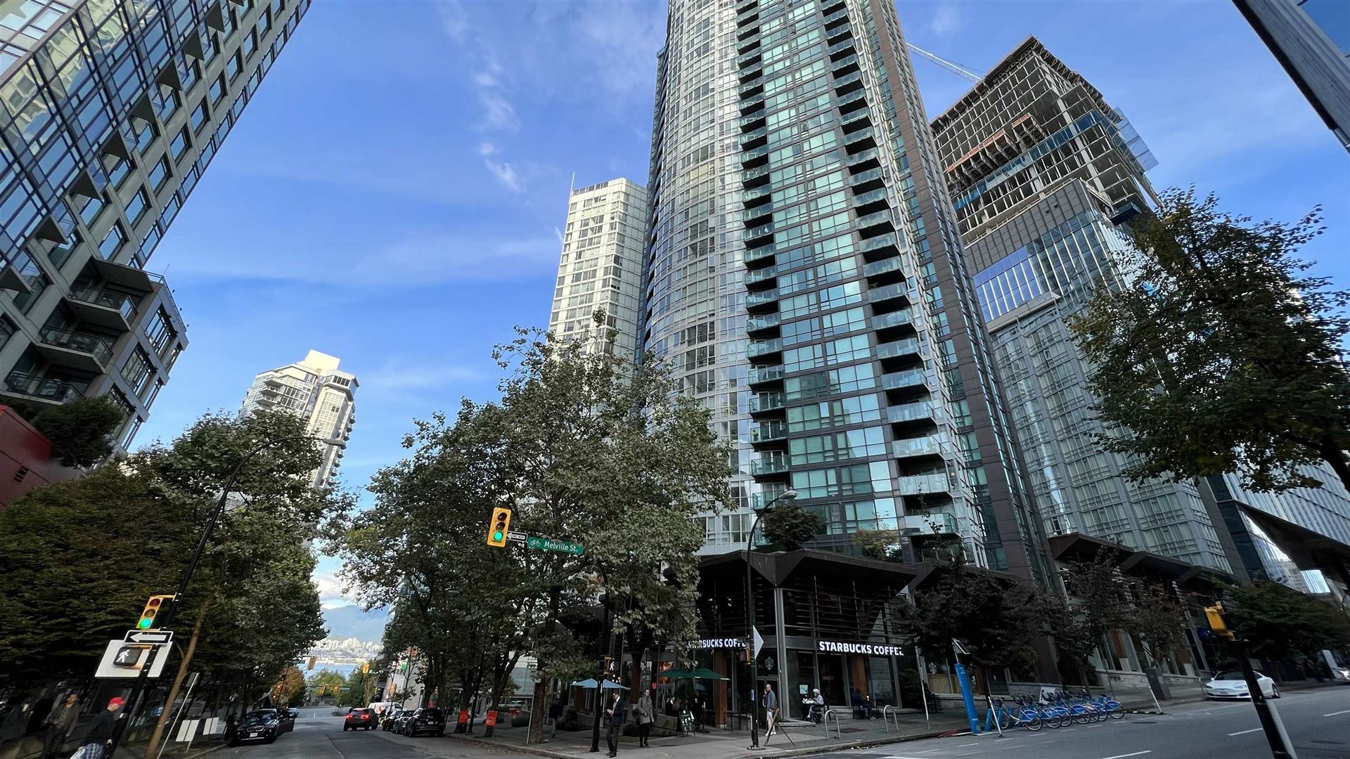 Photo for 3404 1189 MELVILLE STREET, Vancouver, BC V6E 4T8 (MLS # R2625613)