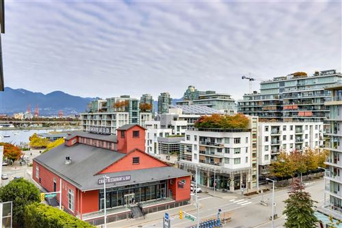 Tiny photo for 806 108 W 1ST AVENUE, Vancouver, BC V5Y 0H4 (MLS # R2625628)