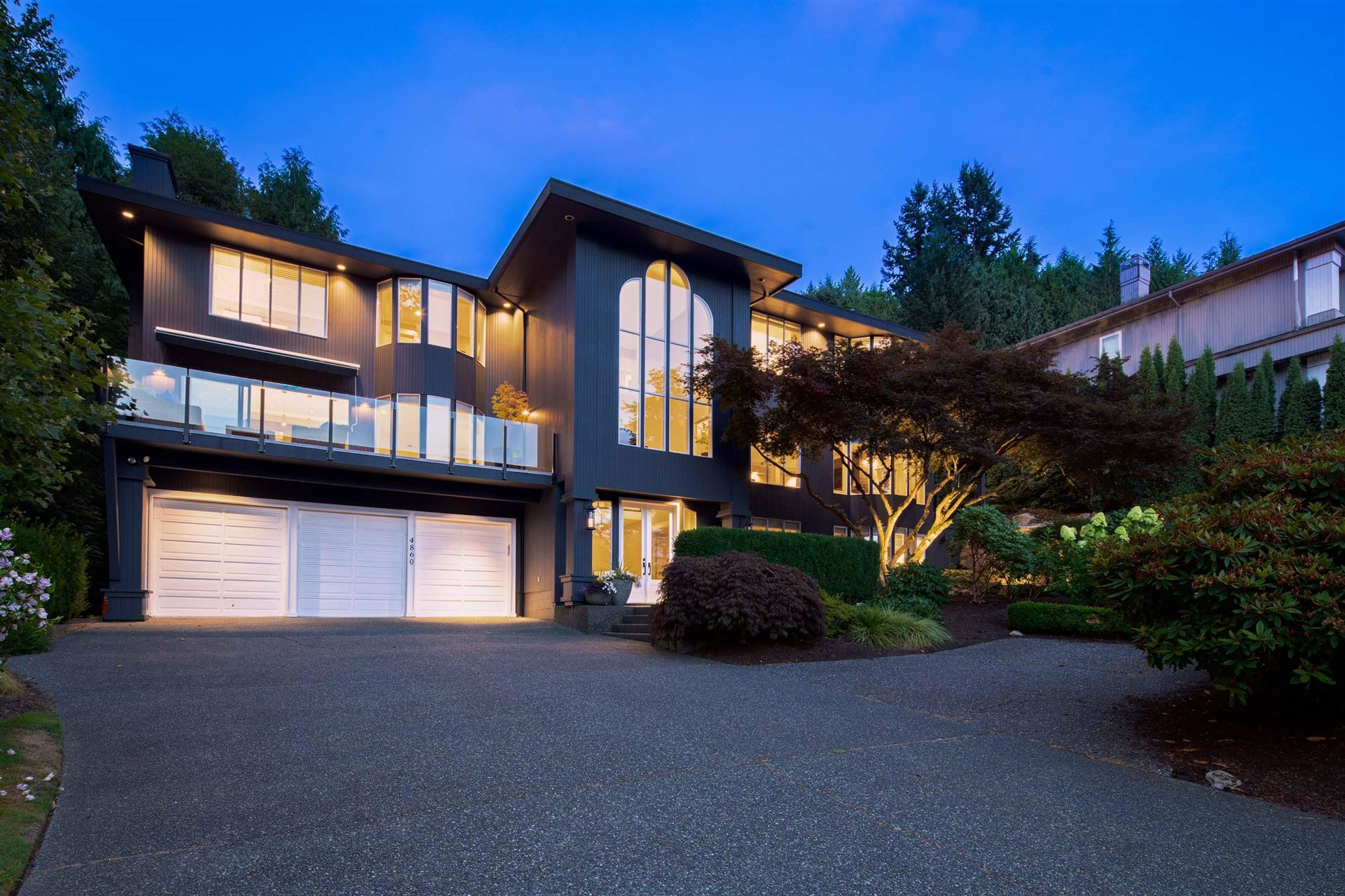Photo of 4860 NORTHWOOD DRIVE, West Vancouver, BC V7S 3C6 (MLS # R2617676)