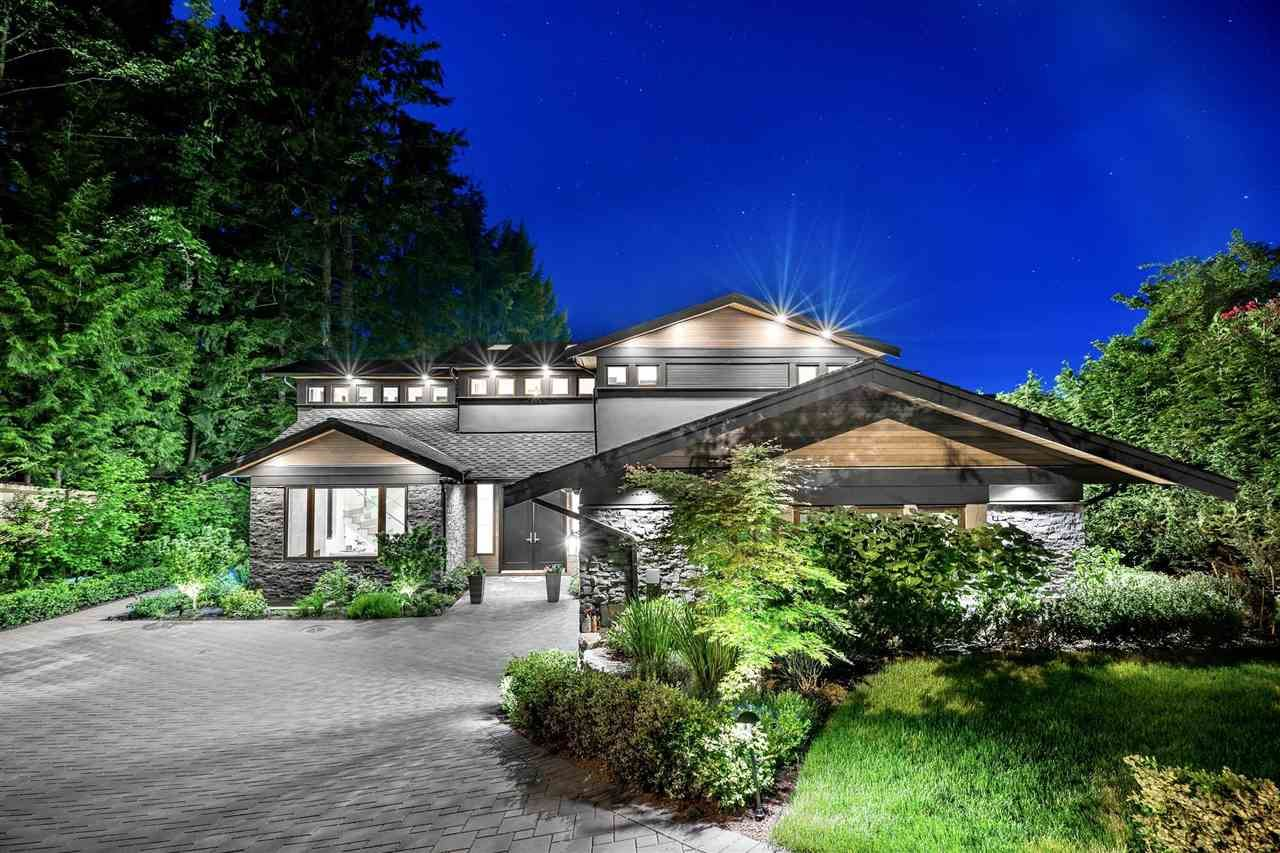 Photo of 5416 MARINE DRIVE, West Vancouver, BC V7W 2R2 (MLS # R2604683)
