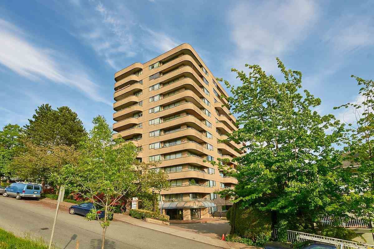 Photo for 1105 1026 QUEENS AVENUE, New Westminster, BC V3M 6B2 (MLS # R2577693)
