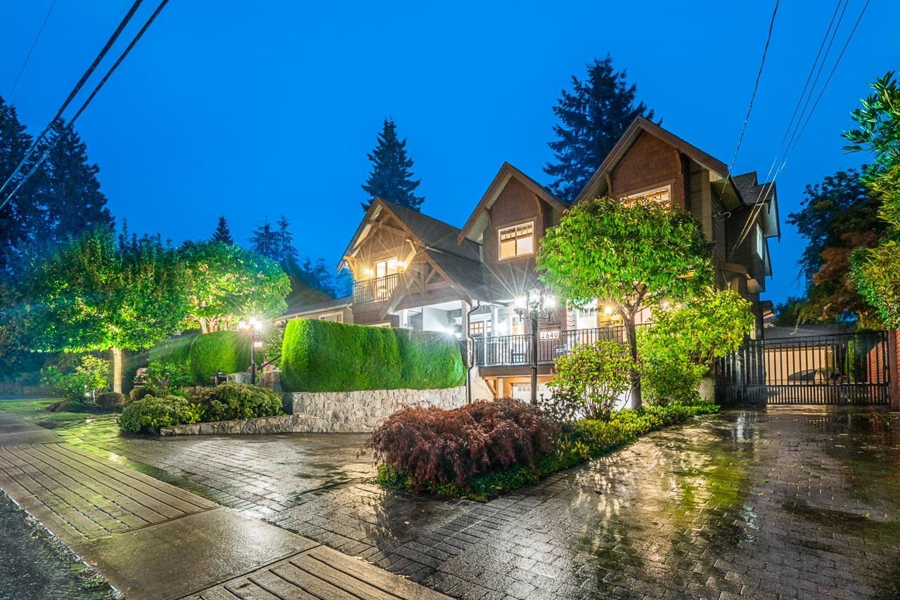 Photo of 2640 CHESTERFIELD AVENUE, North Vancouver, BC V7N 3M2 (MLS # R2619751)