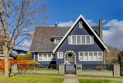 Photo of 1107 CONNAUGHT DRIVE, Vancouver, BC V6H 2G9 (MLS # R2566793)