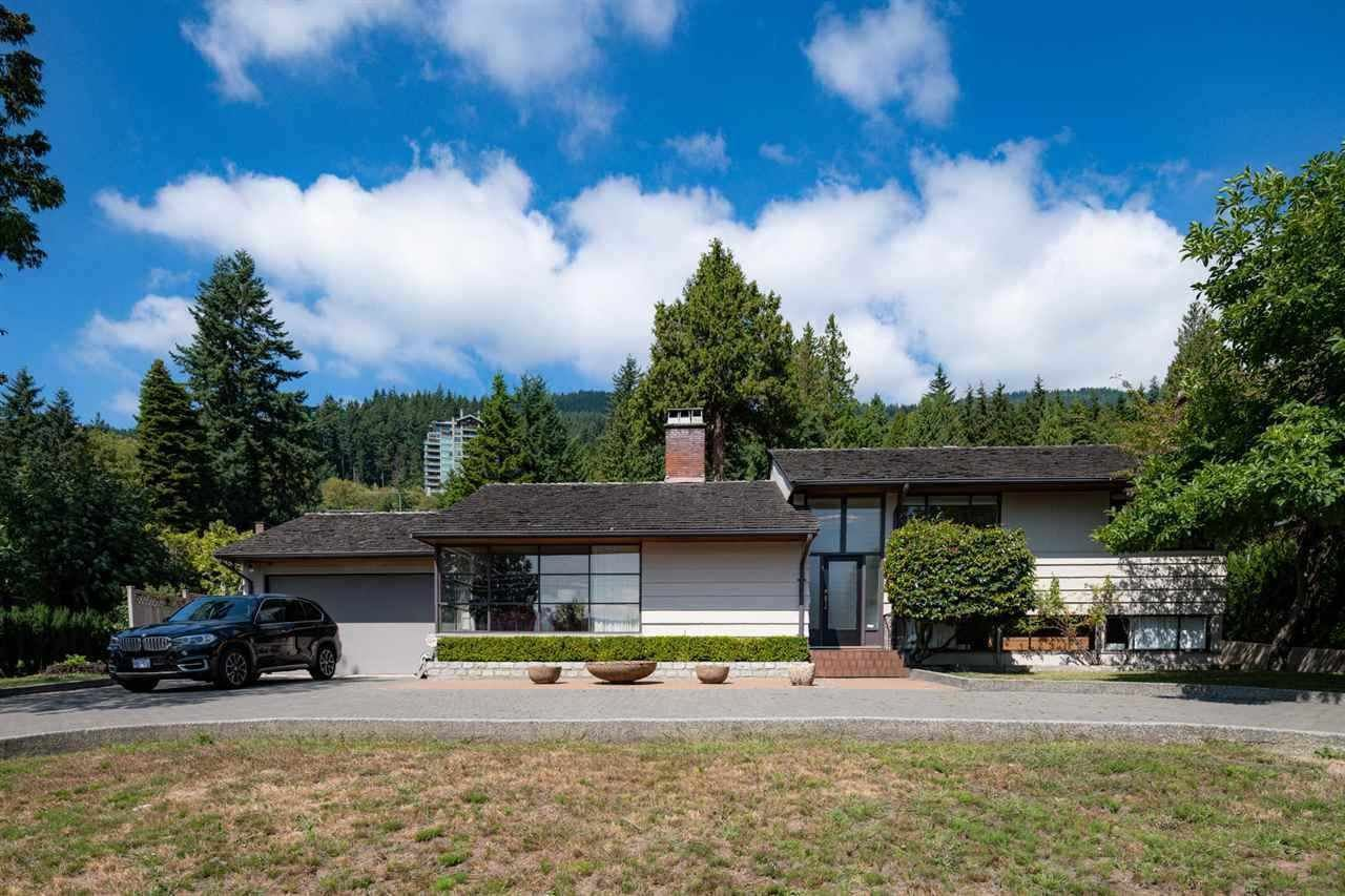 Photo of 3171 WESTMOUNT PLACE, West Vancouver, BC V7V 3G4 (MLS # R2591794)