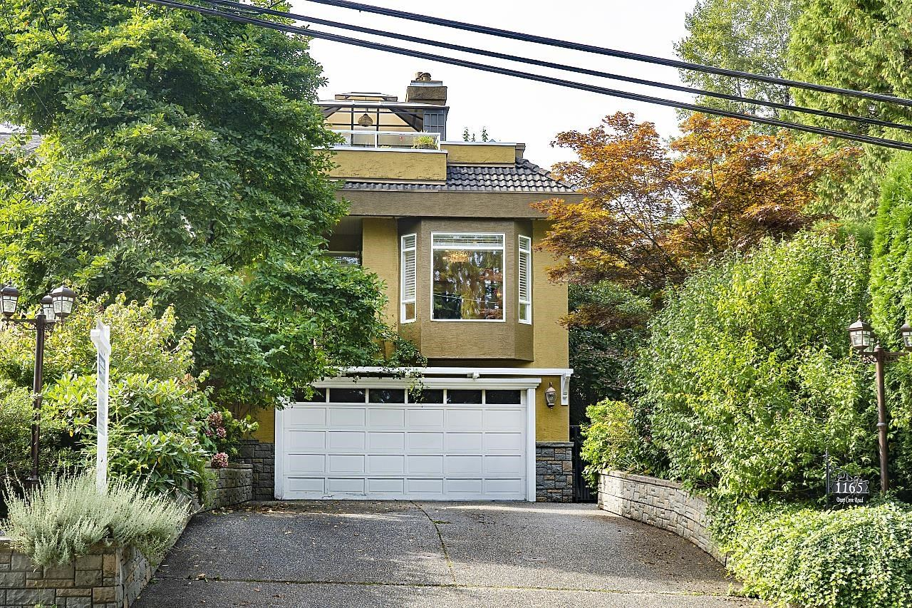 Photo of 1165 DEEP COVE ROAD, North Vancouver, BC V7G 1S4 (MLS # R2619801)