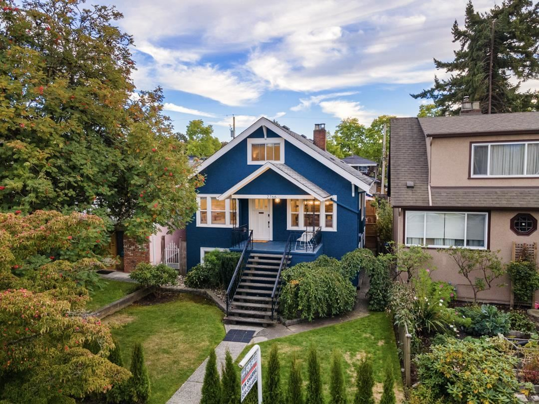 Photo of 2766 CHARLES STREET, Vancouver, BC V5K 3A7 (MLS # R2619802)