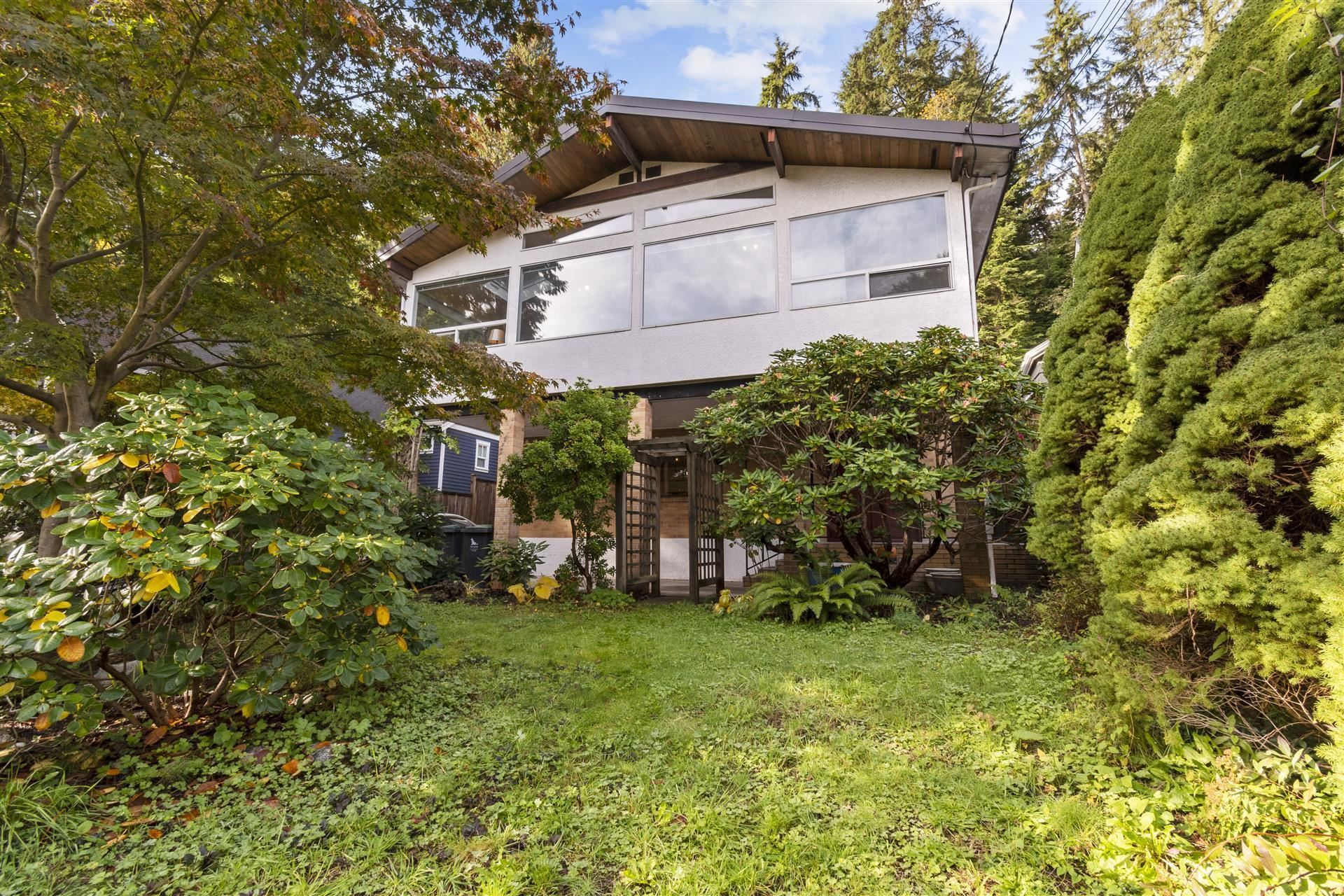 Photo of 1621 DEEP COVE ROAD, North Vancouver, BC V7G 1S4 (MLS # R2627803)