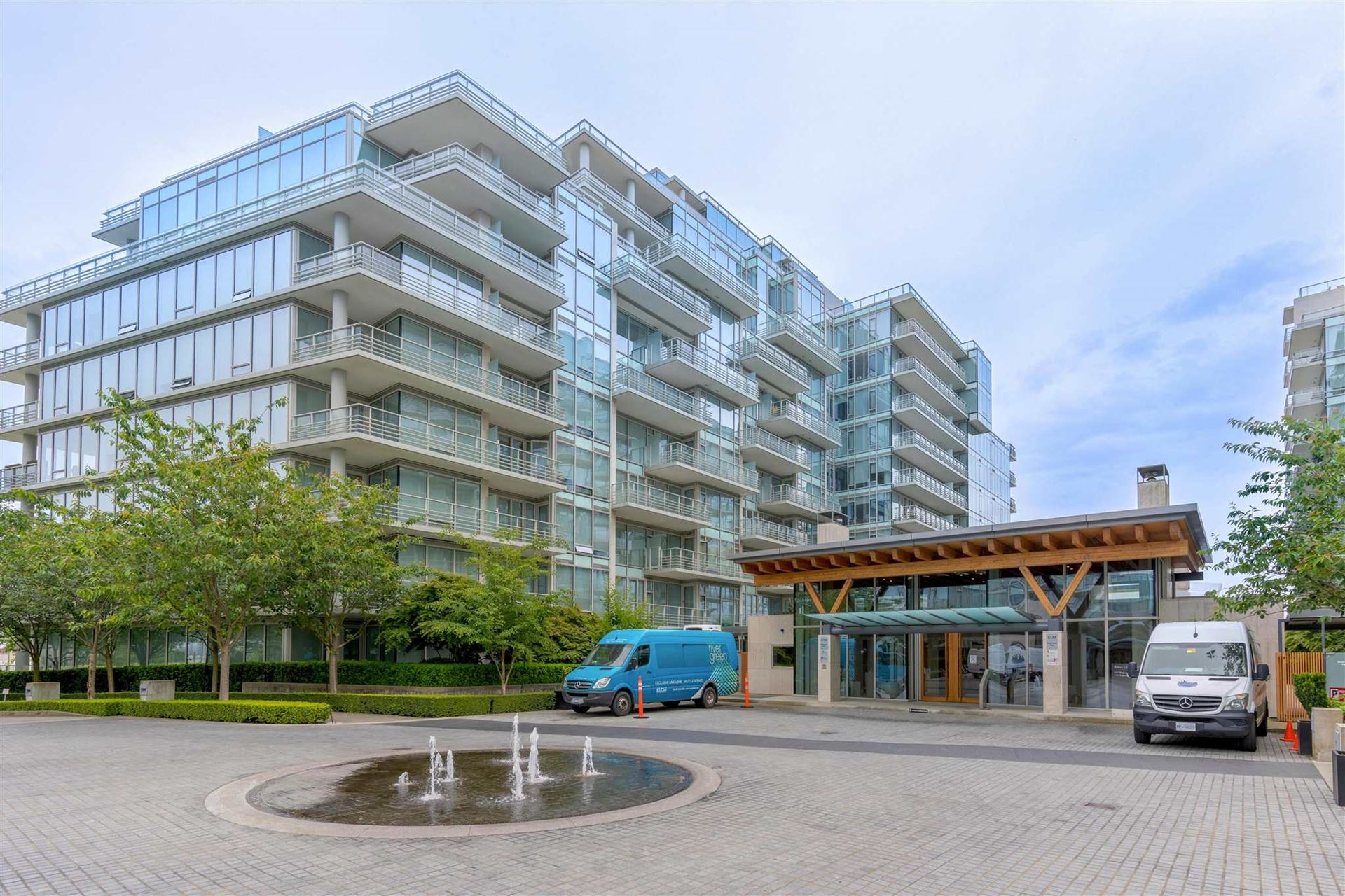 Photo for 708 5199 BRIGHOUSE WAY, Richmond, BC V7C 0A7 (MLS # R2593812)