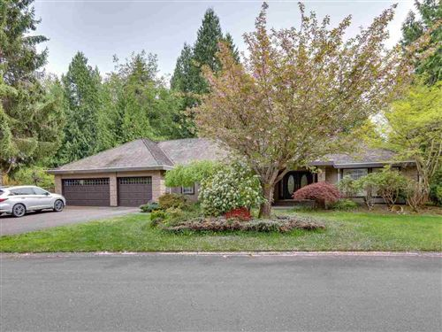 Photo of 3060 NORTHCREST DRIVE, Surrey, BC V4P 1R3 (MLS # R2577816)