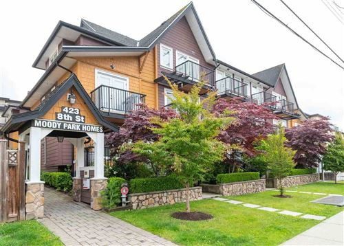 Photo of 205 423 EIGHTH STREET, New Westminster, BC V3M 3R5 (MLS # R2592817)