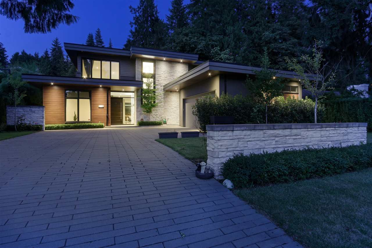Photo of 3430 AINTREE DRIVE DRIVE, North Vancouver, BC V7R 4E3 (MLS # R2544826)