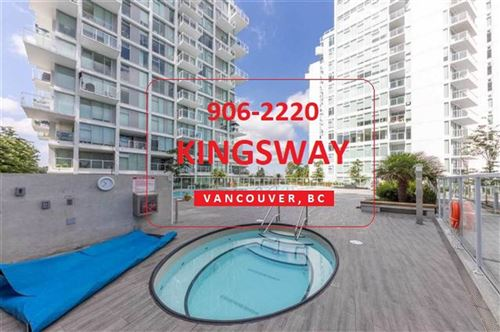 Photo of 906 2220 KINGSWAY AVENUE, Vancouver, BC V5N 2T7 (MLS # R2525905)