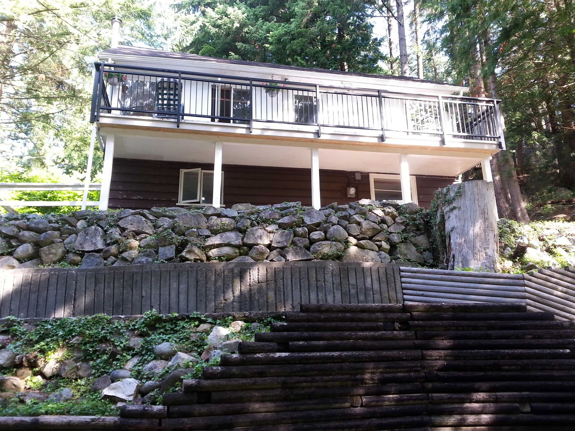 Photo of 5677 EAGLE HARBOUR ROAD, West Vancouver, BC V7W 1P4 (MLS # R2626946)