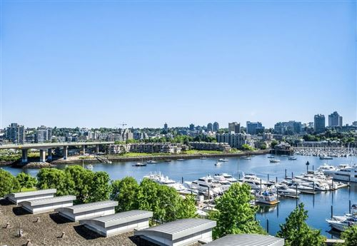 Photo of 907 1067 MARINASIDE CRESCENT, Vancouver, BC V6Z 3A4 (MLS # R2593950)