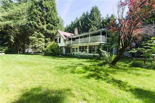 Tiny photo for 870 ELVEDEN ROW, West Vancouver, BC V7S 1Y8 (MLS # R2591966)