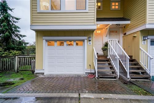 Photo of 74 935 EWEN AVENUE, New Westminster, BC V3M 0A1 (MLS # R2625971)