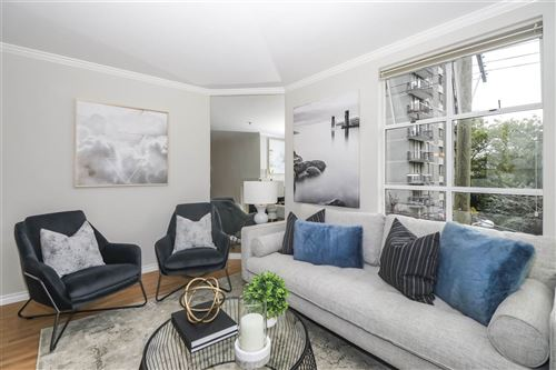 Tiny photo for 404 1705 NELSON STREET, Vancouver, BC V6G 1M6 (MLS # R2575996)