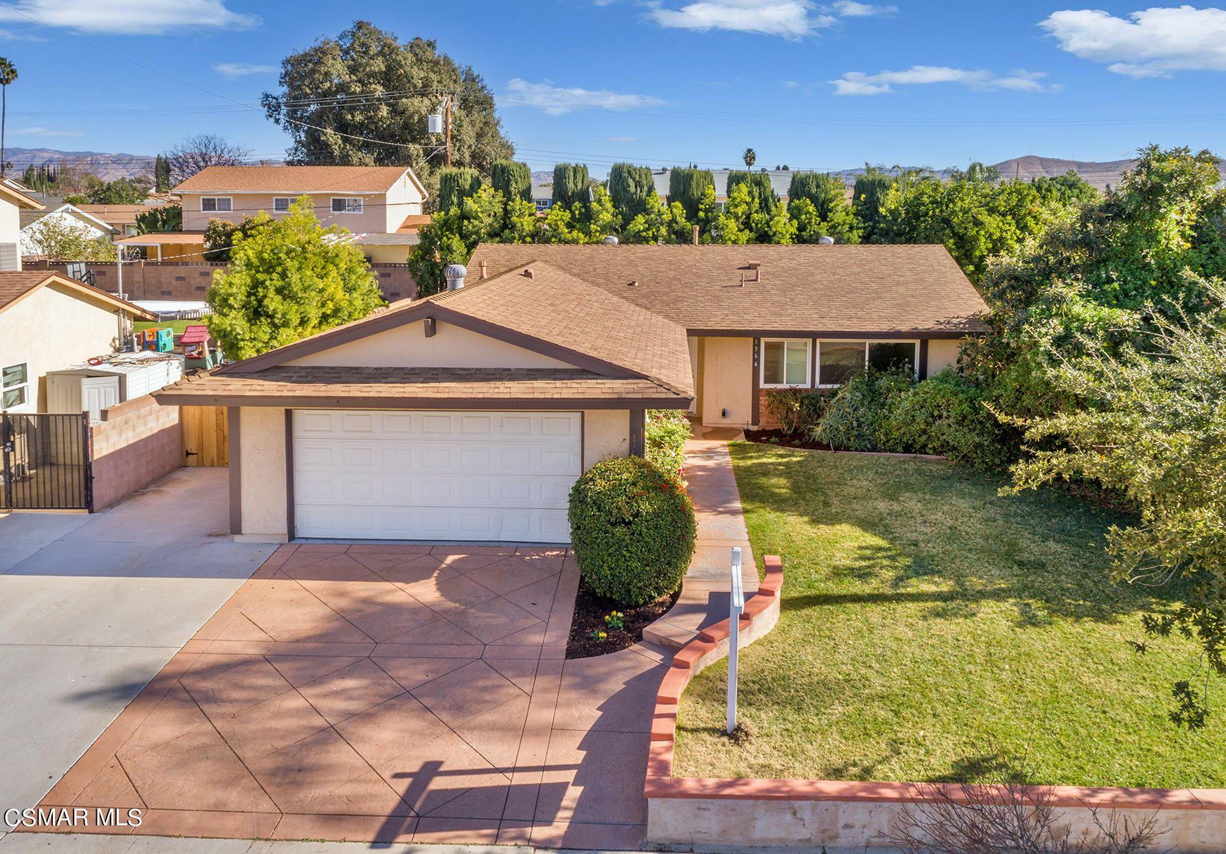 1564 Ysrella Avenue, Simi Valley, CA 93065 - MLS#: 221000110