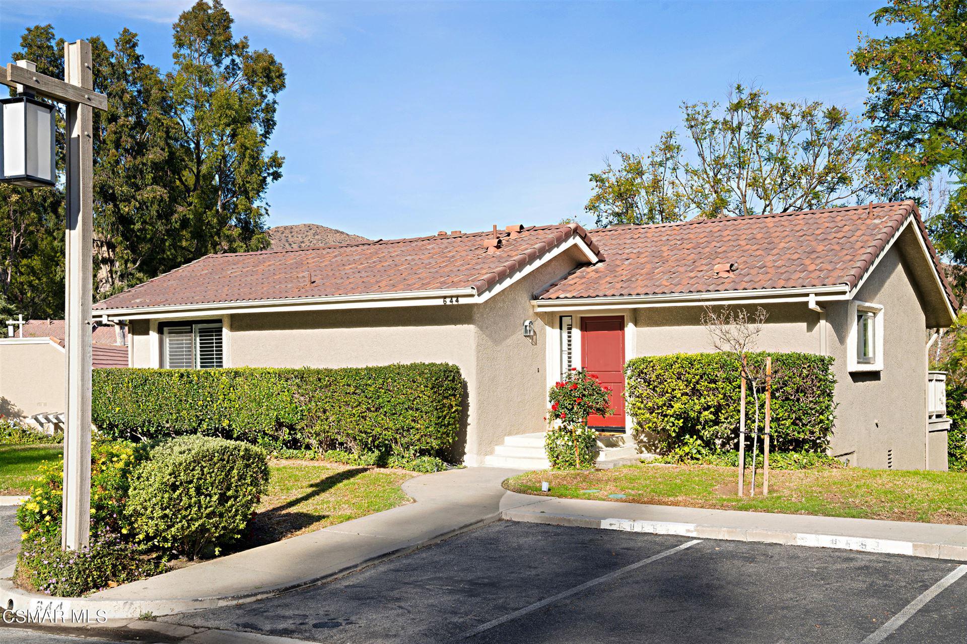 644 Calle Aragon, Oak Park, CA 91377 - MLS#: 221000121