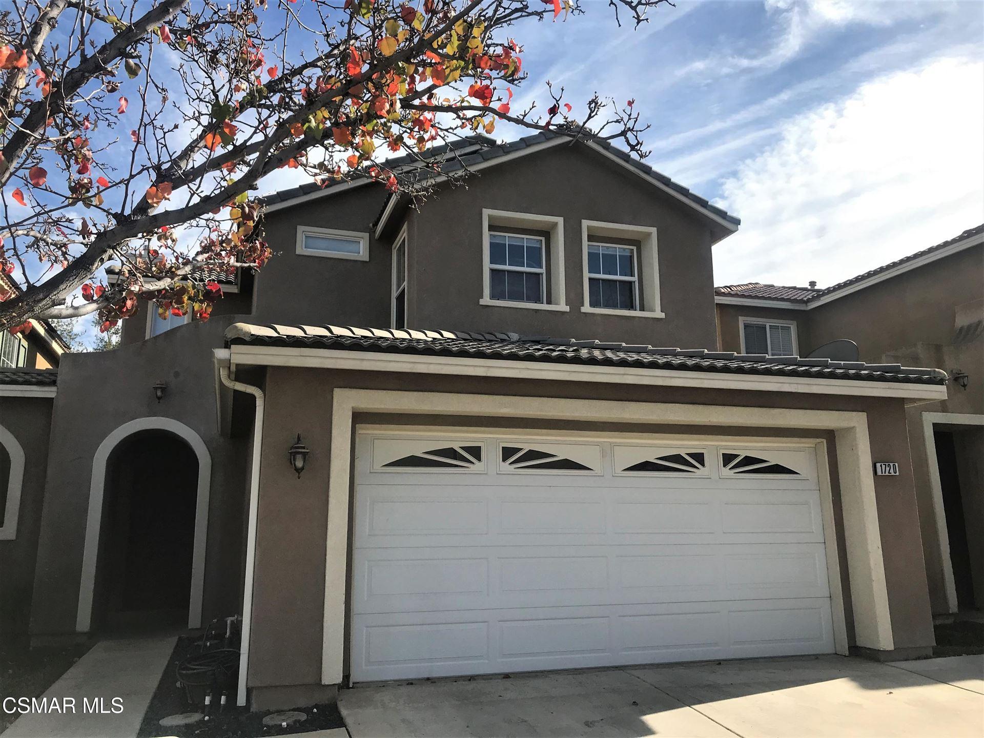 1720 Blazewood Street, Simi Valley, CA 93063 - MLS#: 221000132