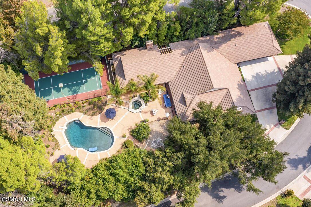 3997 Skelton Canyon Circle, Westlake Village, CA 91362 - MLS#: 221003202