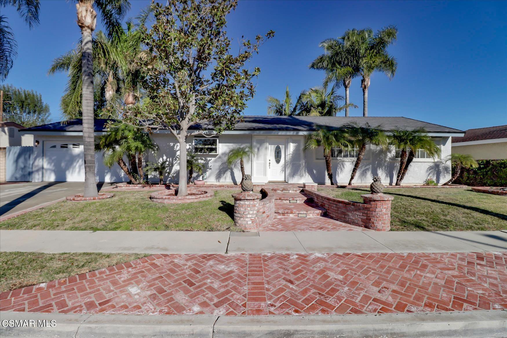 1743 Moore Street, Simi Valley, CA 93065 - MLS#: 221000229