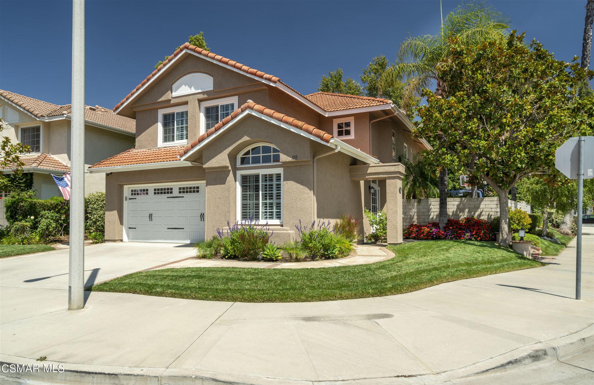 310 Ocho Rios Way, Oak Park, CA 91377 - MLS#: 221003265