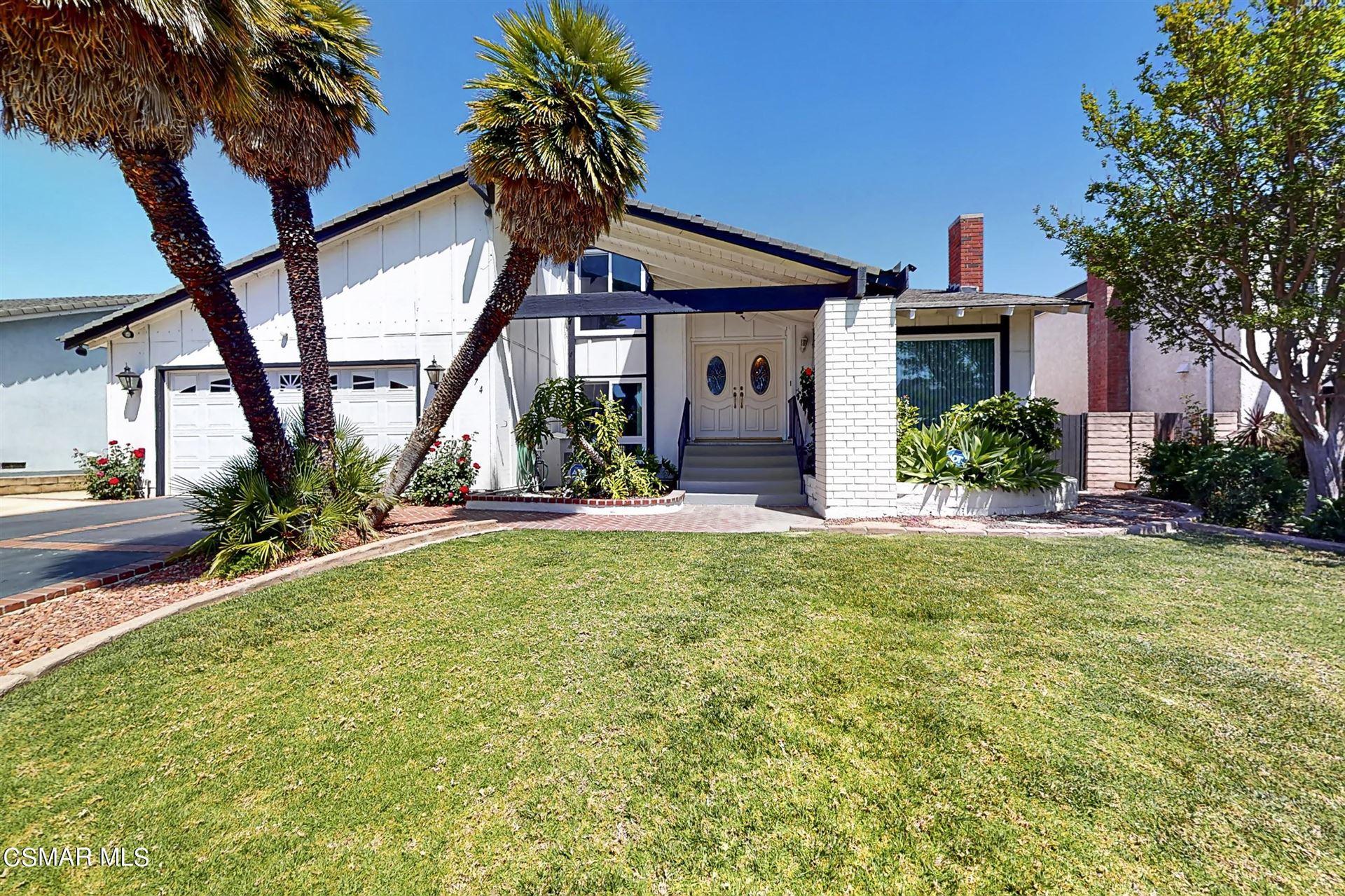 1574 Darcy Avenue, Simi Valley, CA 93065 - MLS#: 221002381