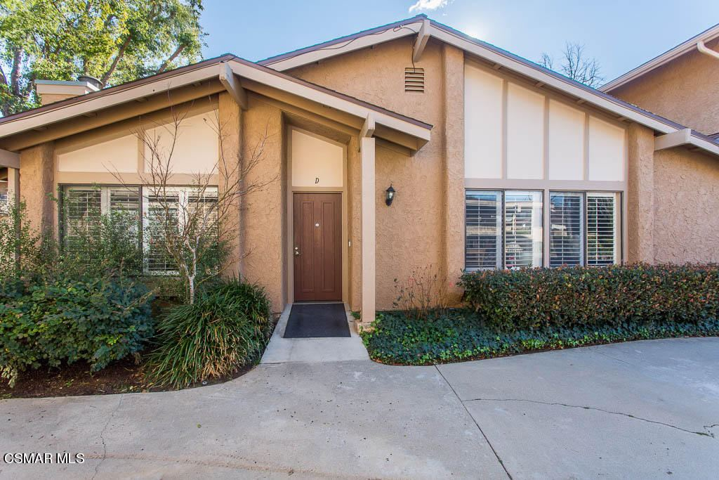 4496 Lubbock Drive #D, Simi Valley, CA 93063 - MLS#: 220011523