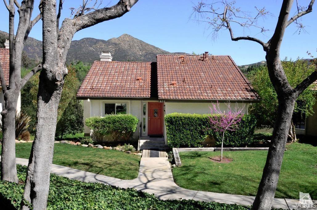 672 Cervantes Court, Oak Park, CA 91377 - MLS#: 220010576