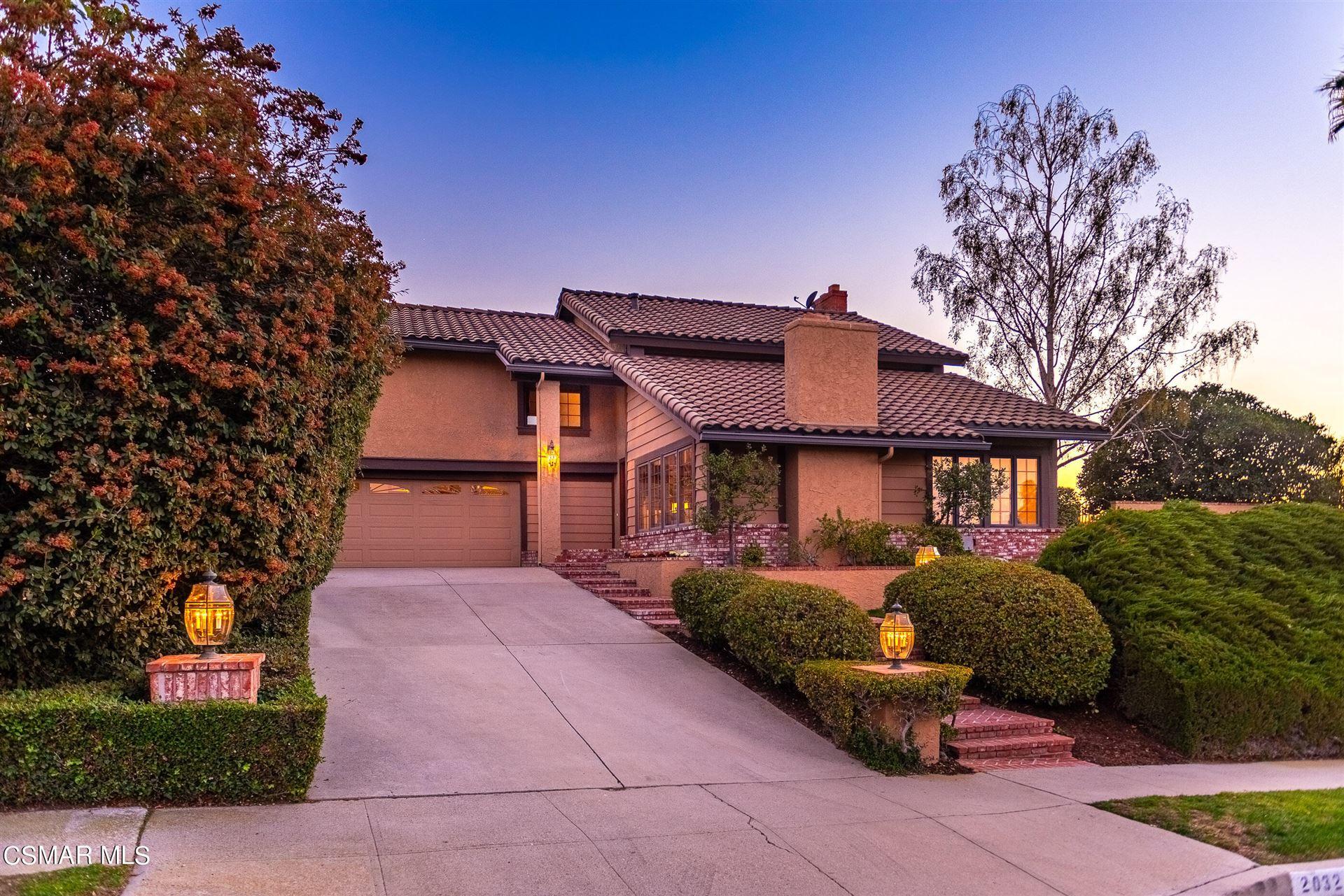 2032 Mccrea Road, Thousand Oaks, CA 91362 - MLS#: 221005642