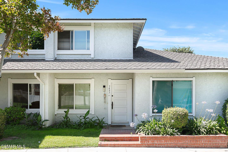 3497 Lockwood Court #43, Simi Valley, CA 93063 - MLS#: 221003814