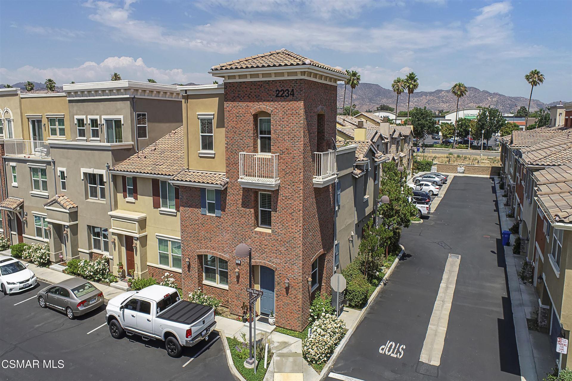 2234 Rolling River Lane #6, Simi Valley, CA 93063 - MLS#: 221003821