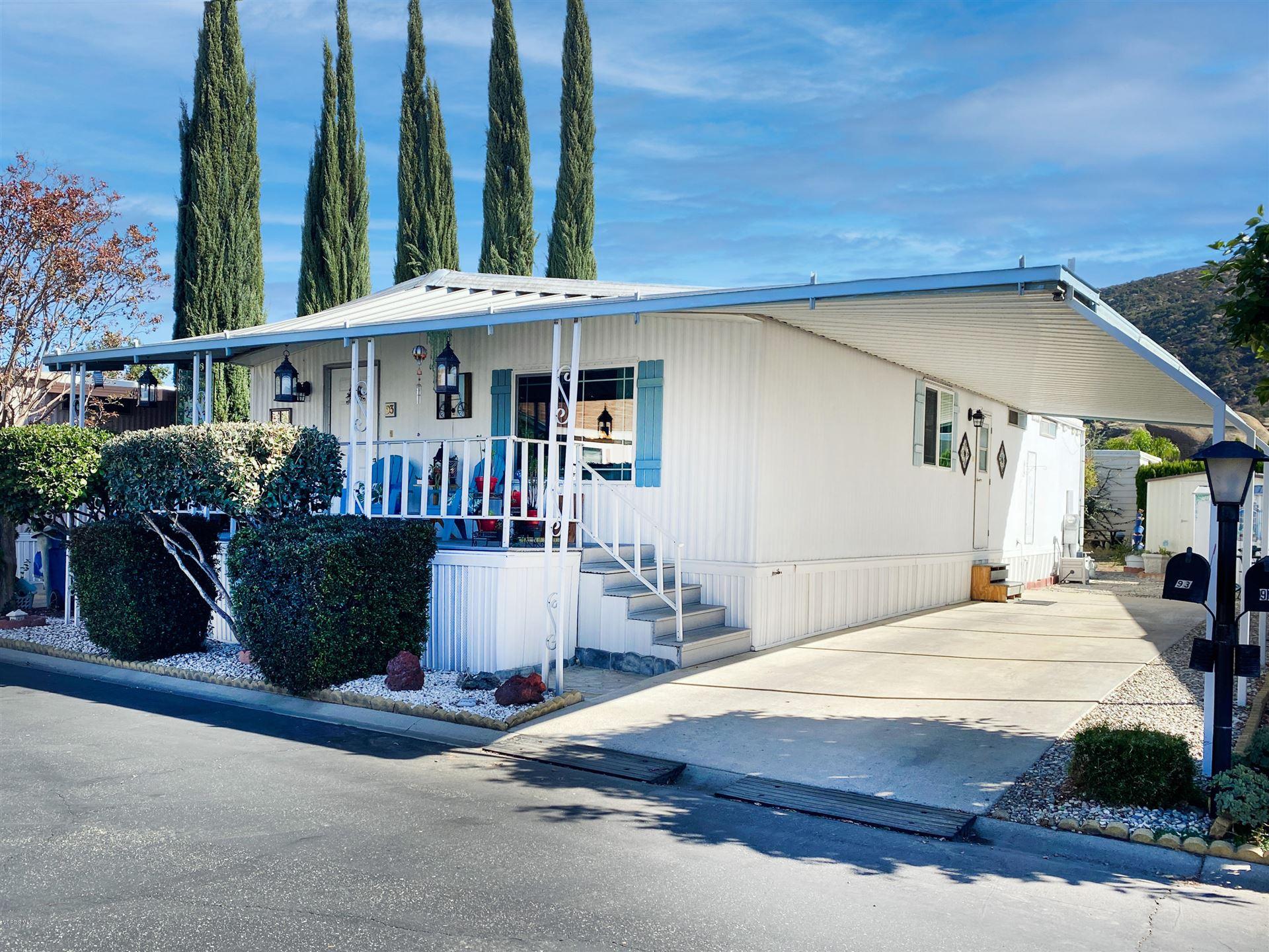 6480 Katherine Road #93, Simi Valley, CA 93063 - MLS#: 220010924