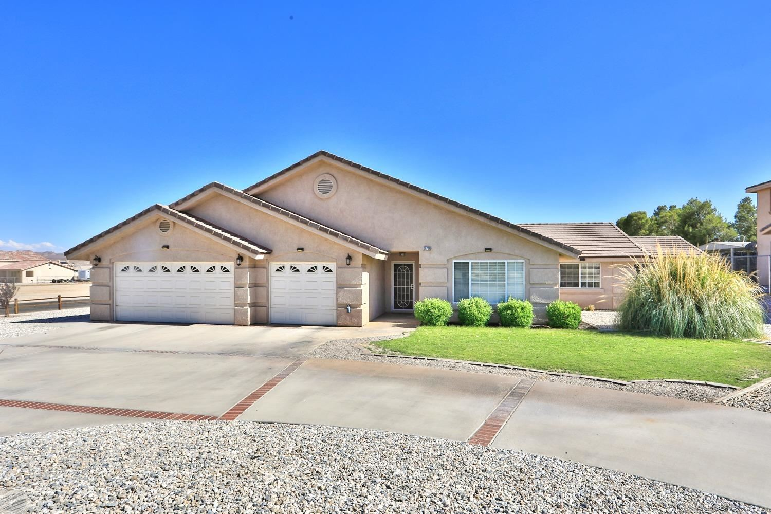 26709 Lakeview Drive, Helendale, CA 92342 - #: 536578