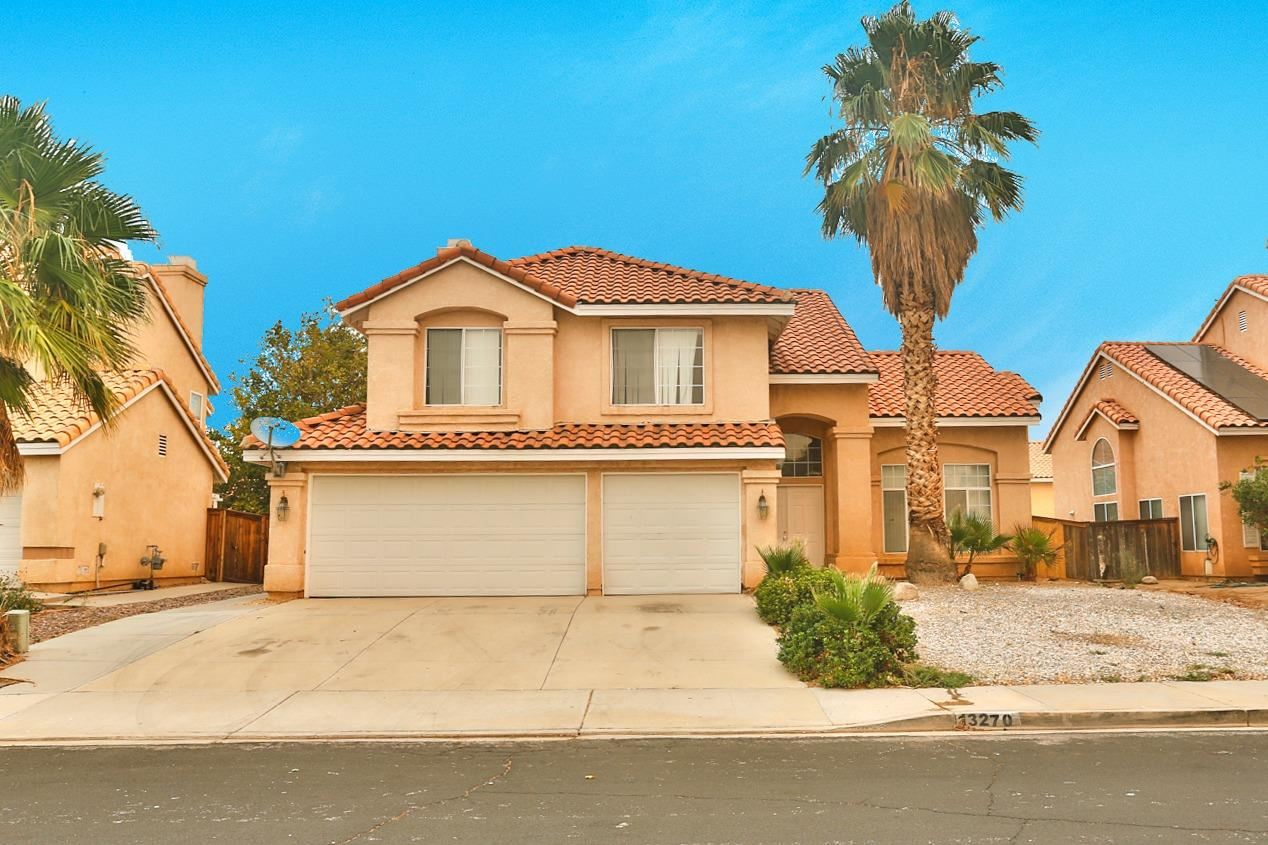 13270 High Desert Road, Victorville, CA 92392 - MLS#: 527742