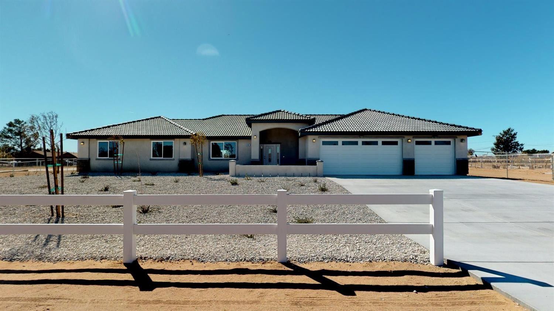 21191 Rancherias Road, Apple Valley, CA 92307 - MLS#: 520826