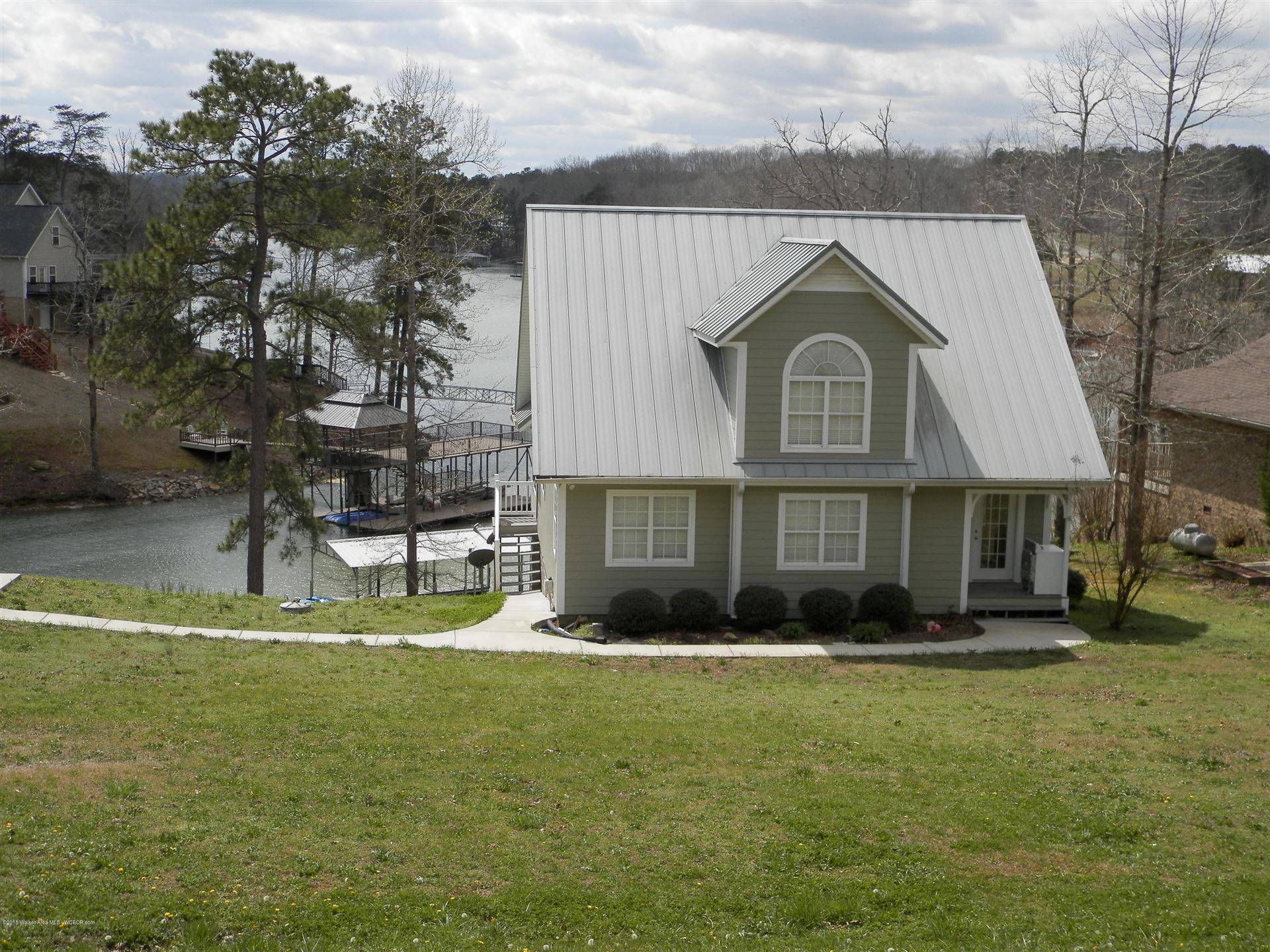906 SIPSEY Pike, Double Springs, AL 35553 - #: 18-611