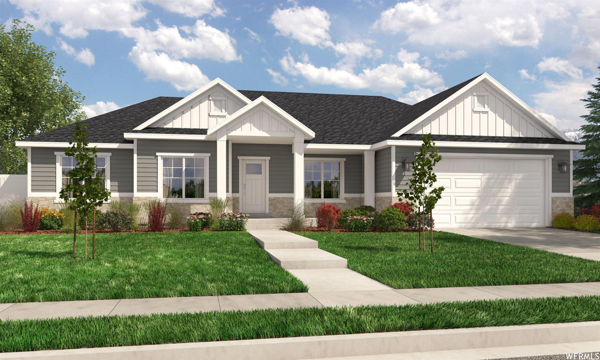 Photo of 1437 N 580 W #103, Saratoga Springs, UT 84043 (MLS # 1734003)