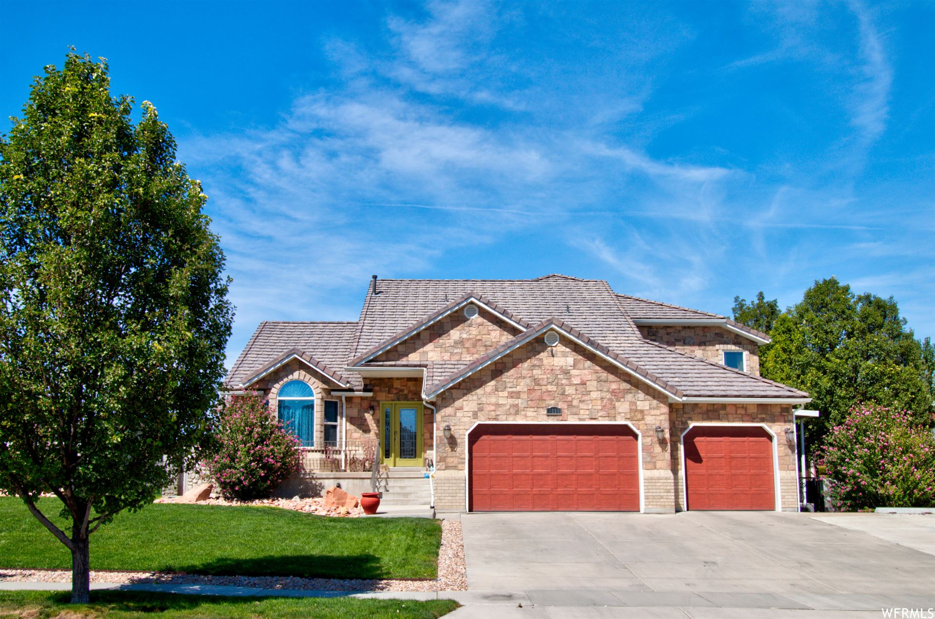 Photo of 4118 W 12050 S, Riverton, UT 84096 (MLS # 1701029)